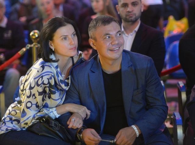 Жены русских боксеров фото кловер