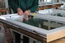 Этапы производства деревянных окон
