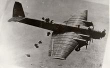 Можайский десант: с бреющего полёта без парашютов на немецкие танки