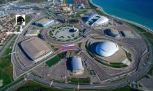 Знаменитые Олимпийские объекты «Сочи-2014″