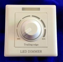 Электрическая схема диммера. Делаем диммер для домашнего освещения своими руками. Регулятор для индуктивной нагрузки