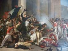 Кто правил францией в 19 веке. История Франции (кратко). Французская революция XVIII в