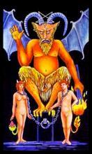 карта дьявол в таро