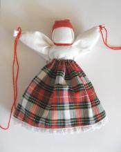 Как сделать куклу из платочка. Мастер-класс «Изготовление платковой куклы. Зайчик на пальчик из носового платочка