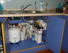 Выбор фильтра с обратным осмосом. Фильтры для воды с обратным осмосом: отзывы потребителей и экспертов. Фильтры компании Аквафор