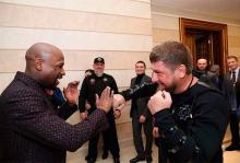 Рамзан Кадыров не забудет Флойда Мэйуэзера. Как и все мы. «Как я жил в чеченском ауле»: Кадыров и чепуха