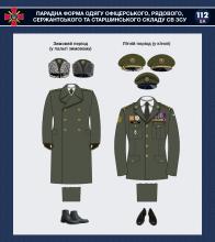 Новая форма украинской армии. Новое лицо украинской армии. Какой будет форма почетного караула на параде ко Дню Независимости? Женская форма одежды