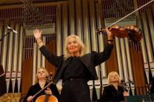 Вивальди оркестр безродная. Автобиография светланы безродной. Светлана Безродная и ее «Вивальди-оркестр»