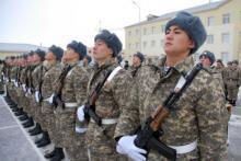 Виды взводов. Воинское образование. Полномочия Совета Федерации и Государственной Думы в области обороны