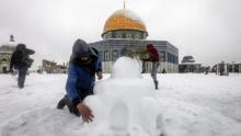 Какая температура воздуха в израиле январе. Отзывы путешественников: дозволено ли купаться в море в Израиле в январе