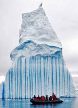 Что такое айсберг? Как образуются айсберги. Тайны океанских странников Как получается айсберг
