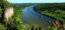 Реки Пермского края c обзором