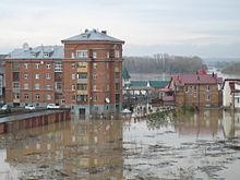 Наводнения и весенние паводки, их критерии в России
