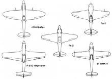 Фанерные самолеты второй мировой. Авиация при ссср, самолеты второй мировой, высотный истребитель