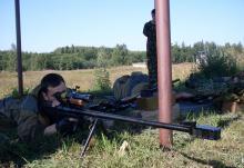 Снайперская винтовка и рекорд дальности, американец побил мировой рекорд по дальности снайперского выстрела