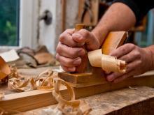 Как работали старинные мастера столярного дела. Столярные изделия – реалии современного производства. Потешный флот ПетраI и плотники