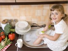 Как правильно заставить ребенка, как заставить ребенка вымыть посуду, или пойти погулять