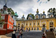 Монахи открыли музей спецназа на границе с Евросоюзом