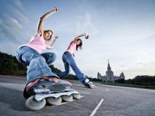 Здоровый антистресс! Летний спорт для смелых