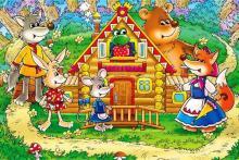 Сказки в детском саду. Старшая группа. Сценарий детской сказки в детском саду