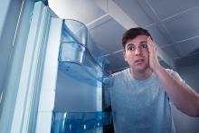 Вред холодильника на здоровье человека. Холодильник может представлять опасность для здоровья. Влияние бытовой техники на организм человека